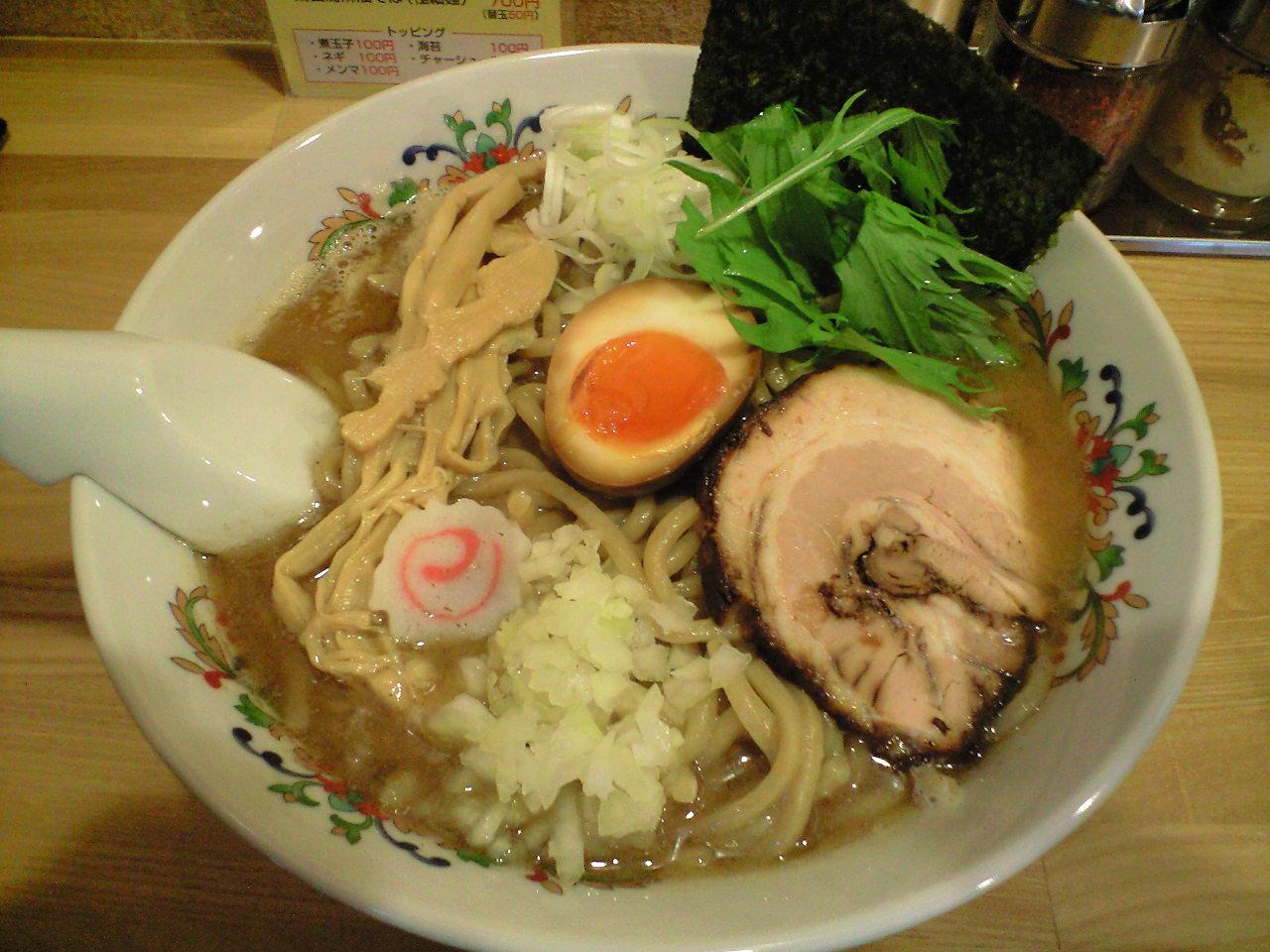 らー麺Chop