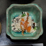 玉翠楼 - 小鉢(白和え)