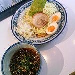 のぶ工房 - 特製つけ麺650円+味玉(クーポン)