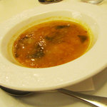 ソーニ・ディ・ソーニ -  野菜のスープ。