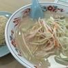 新ほりかわ - 料理写真:ちゃんぽんとチャーハンセット