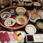 海鮮問屋 ふじ丸 - レディース御膳