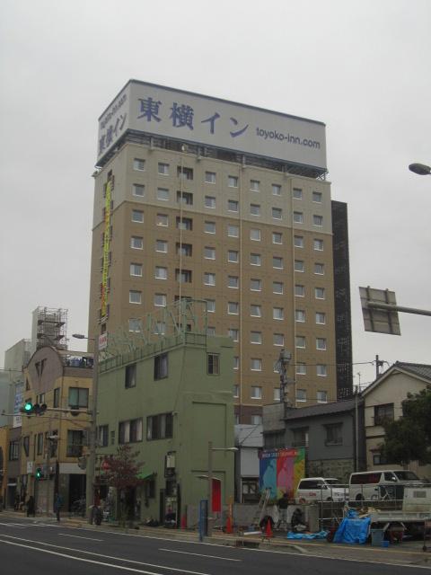 東横INN  東武宇都宮駅西口