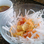 エピスカフェ - ランチ(サラダ&スープ)