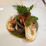 セル ドール - メイン:本日の鮮魚料理 グレ