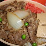 浅草今半 - 牛肉弁当