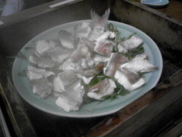 海鮮蒸し料理 うを瀬