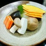 肉の松山 - 焼き野菜