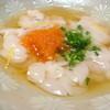 竹屋寿し - 料理写真:鱈の白子の酢の物