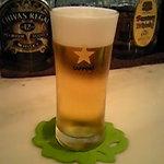 ツルオカ - グラスビール