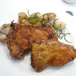 レセプションガーデン - 料理写真:ハーブグリルチキン拡大