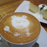 スコップカフェ - カフェラテ&チーズケーキ