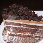 トゥルティエール - チョコケーキ