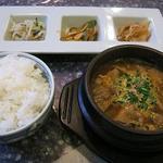 炭火焼肉・韓国料理 ハンアリ - ランチセット
