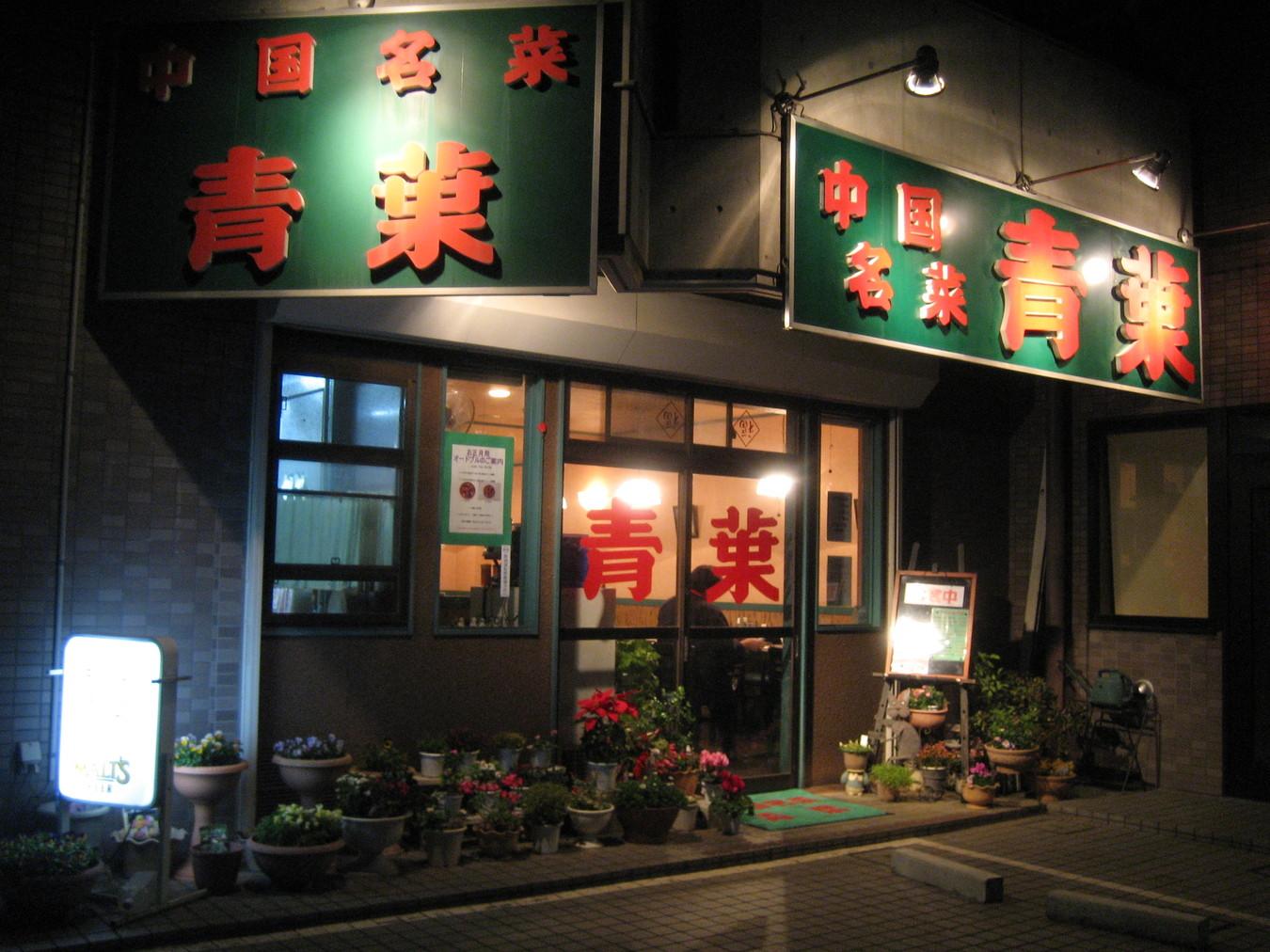 中国名菜青葉
