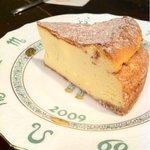 金魚坂 - チーズケーキ