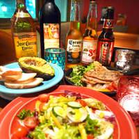 ワイン、テキーラ、メキシカン!お酒と料理のマリアージュ!!