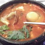 韓豚屋 - 純豆腐チゲ