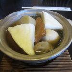 京七 - 土鍋おでん