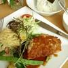 レストラン&カフェ ボヌール - 料理写真:日替りランチプレート