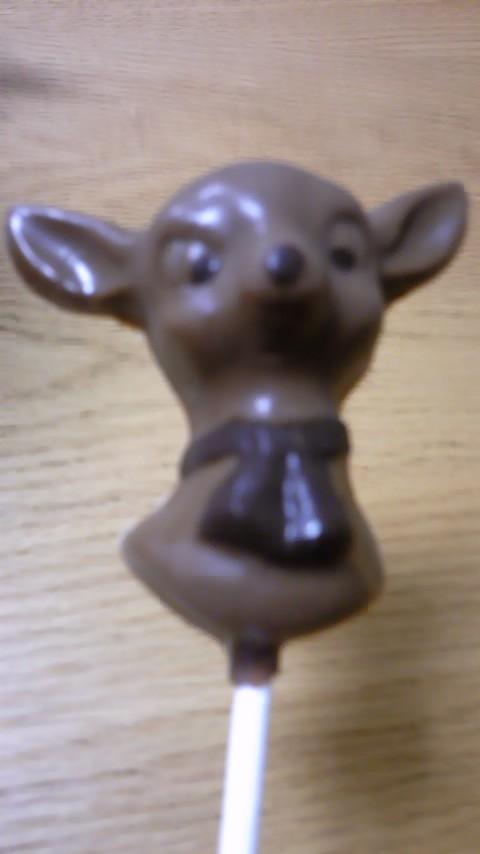 チョコレート ブランチ