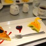 FURLA CAFE - チーズケーキ