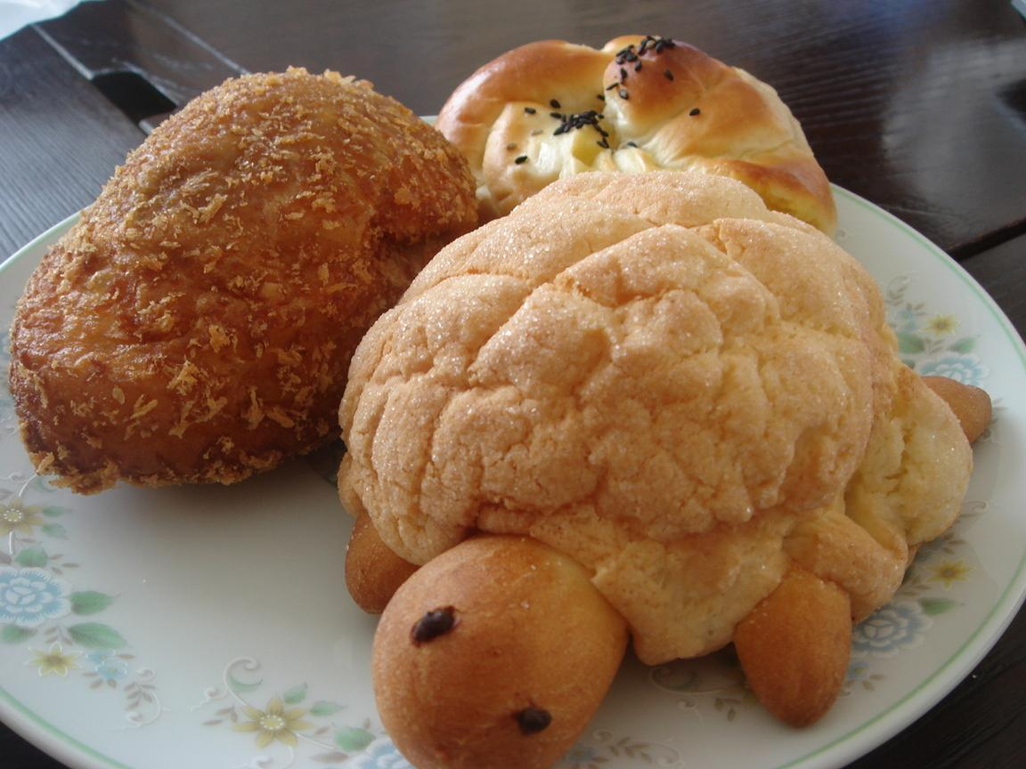 石窯焼きパンの城 スイート 並柳