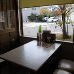 アジアン中華 小菜 - テーブル席