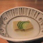 10646344 - カニ味噌豆腐