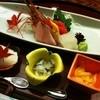 三和荘 - 料理写真:先付とお刺身