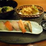 10662602 - 寿司定食