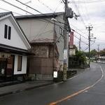 田中清月堂 - お店は、道路に面していますよ。(その1)