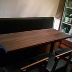 和酒bar uonoya - 最大6名様までご案内できるようになりました。テーブル席※要予約