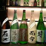 和酒bar uonoya - 23by新酒続々入荷中!!!