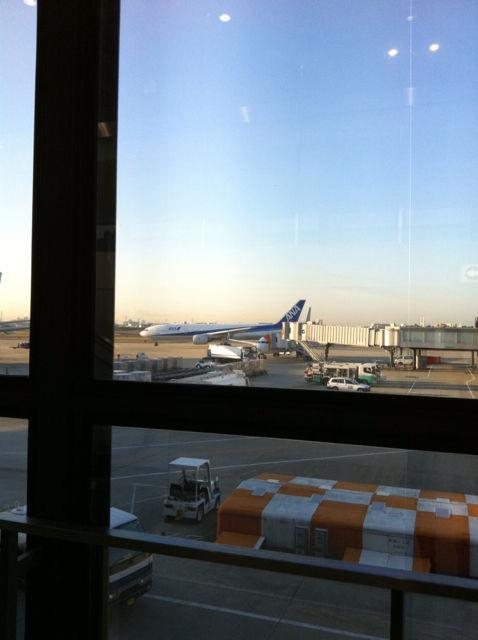 ANAラウンジ 伊丹空港