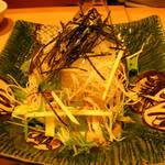 稲田屋 - 稲田屋サラダ