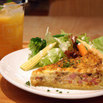 RH Cafe - キッシュ