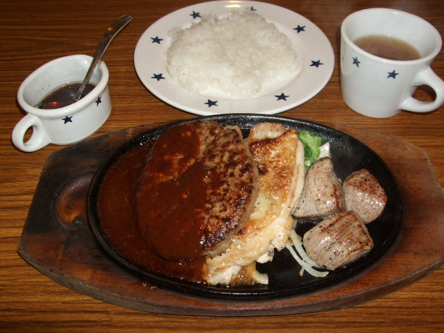 ステーキのどん 富士見店