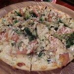 ビアザウルス - 野菜ピザ