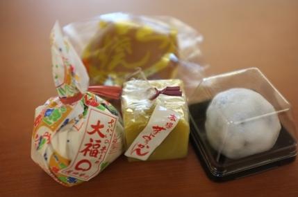 和菓子の萬梅堂