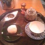 椿堂茶舗 茶房 竹聲 - 料理写真:京都紅茶