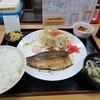 ごはんや - 料理写真:注文すると手早くサバの煮付け定食680円が運ばれてきました。