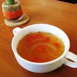 カフェ フェリーチェ - ランチスープ