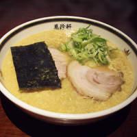 玉子とじラーメン(醤油)