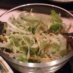 中国菜館 志苑 - サラダ