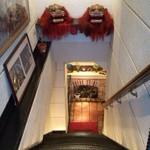 10766382 - 店に通じる階段