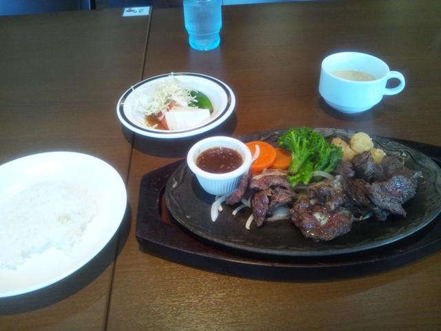 ステーキハンバーグ&サラダバー けん 丸亀店