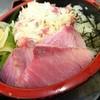 たんぽぽ - 料理写真:ねぎとろ寒ブリ丼