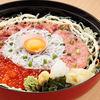 とびっちょ - 料理写真:釜揚げしらす4色丼