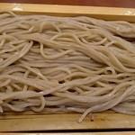ばんどう太郎 - 2011/12お蕎麦
